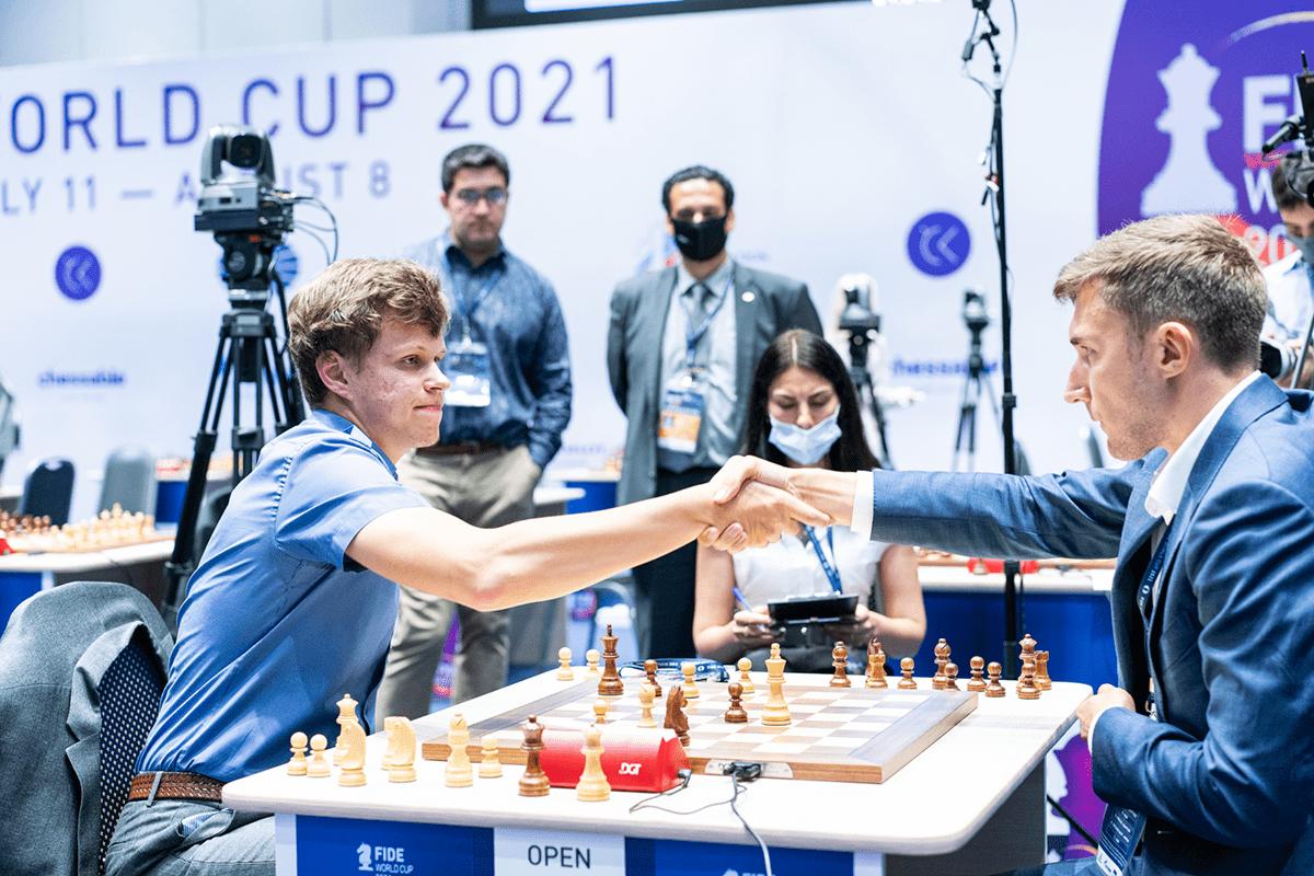 Artemiev Karjakin 2021 FIDE World Cup