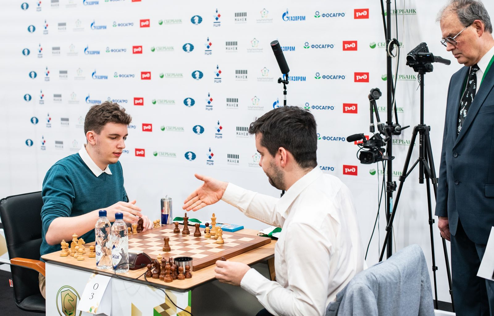 Carlsen, Lagno Win World Blitz Chess Championships - Chess com