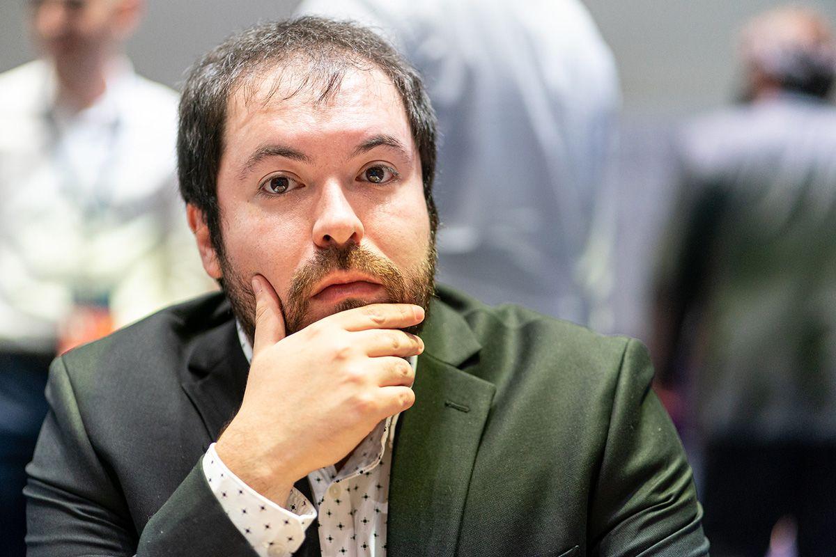 Pablo Salinas Herrera Șah de șah