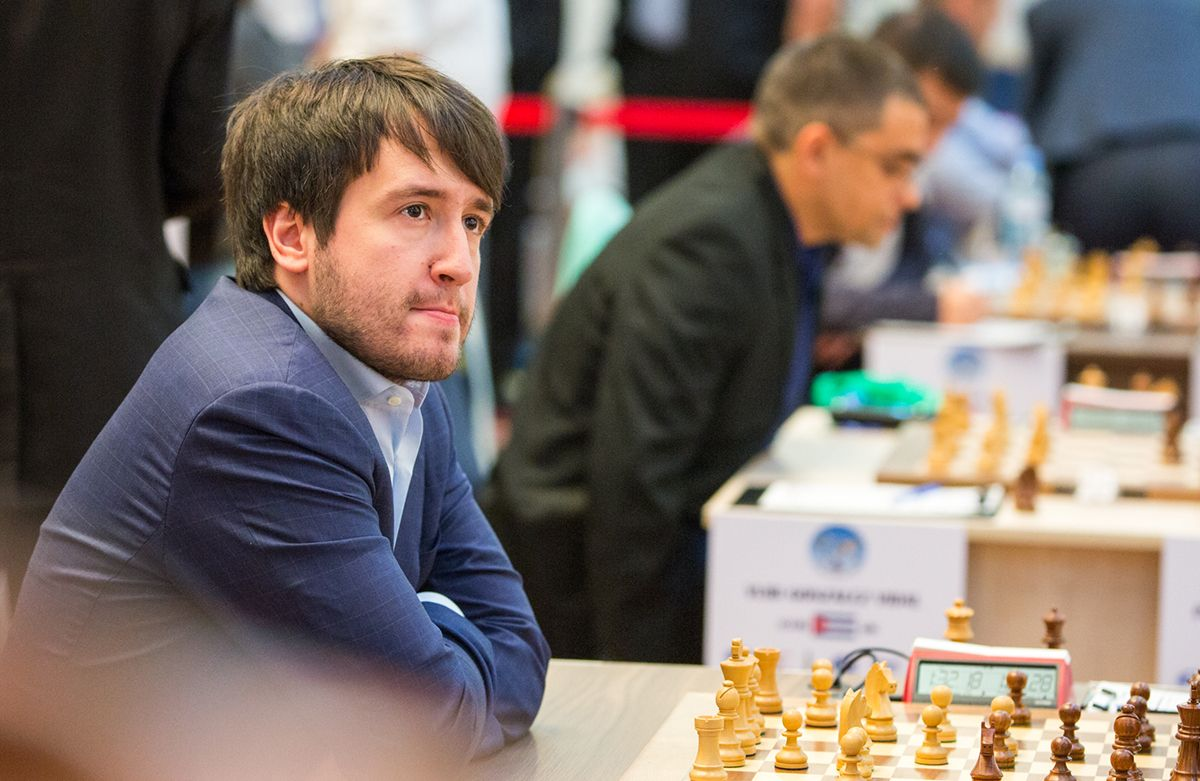 Teimour Radjabov. Photo: Maria Emelianova/Chess.com.