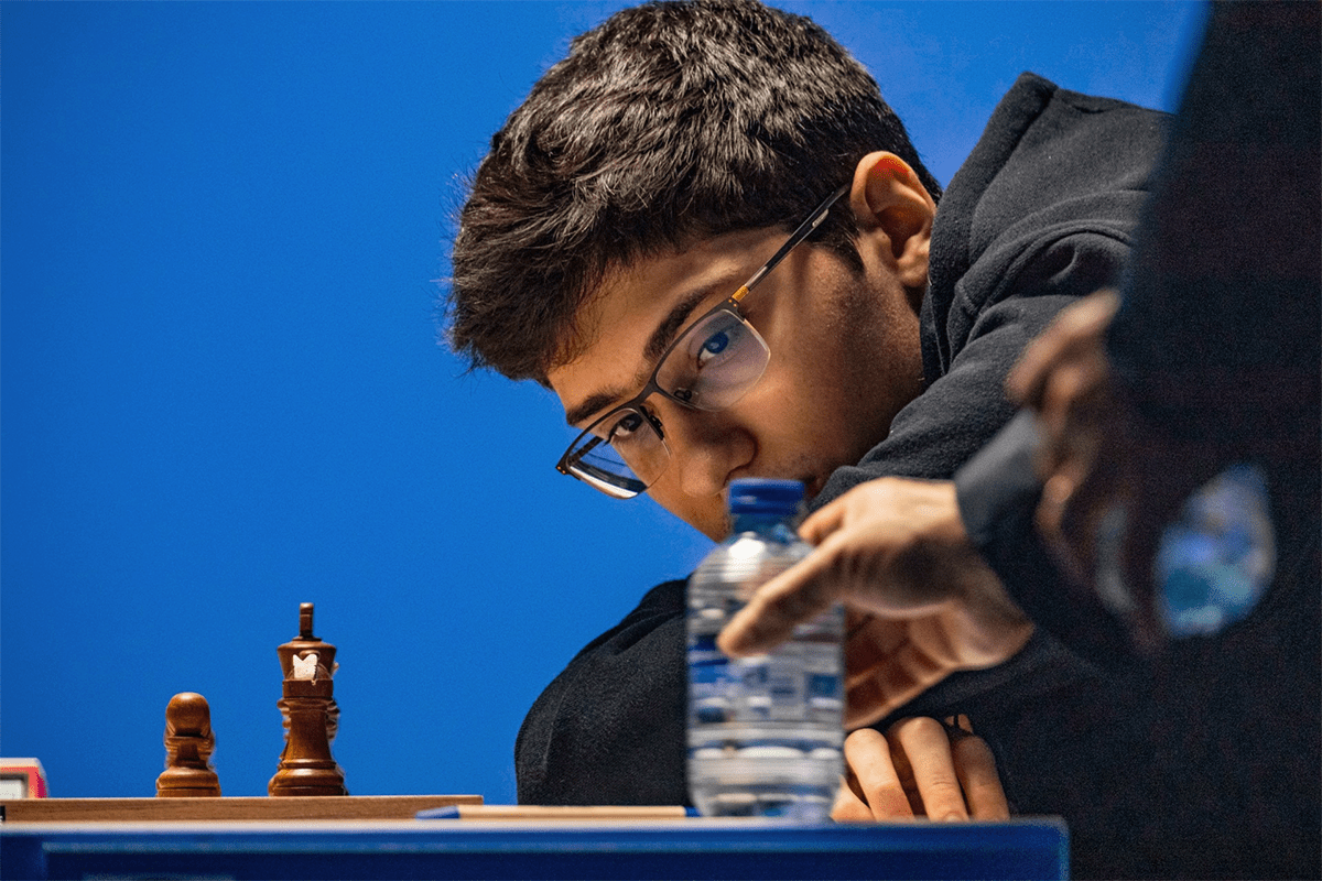, Debutant Grandelius Leads Tata Steel Chess Tournament, Indian & World Live Breaking News Coverage And Updates