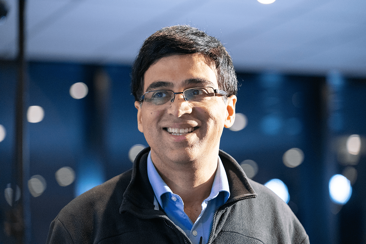 Viswanathan Anand commentary