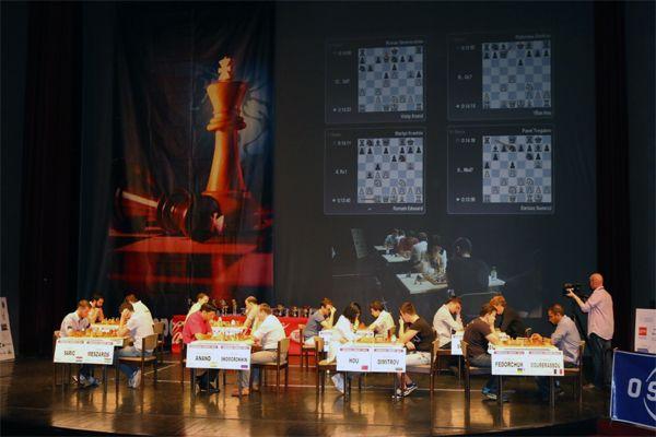 Quliyev Qata Kamski ilə bir turnirdə