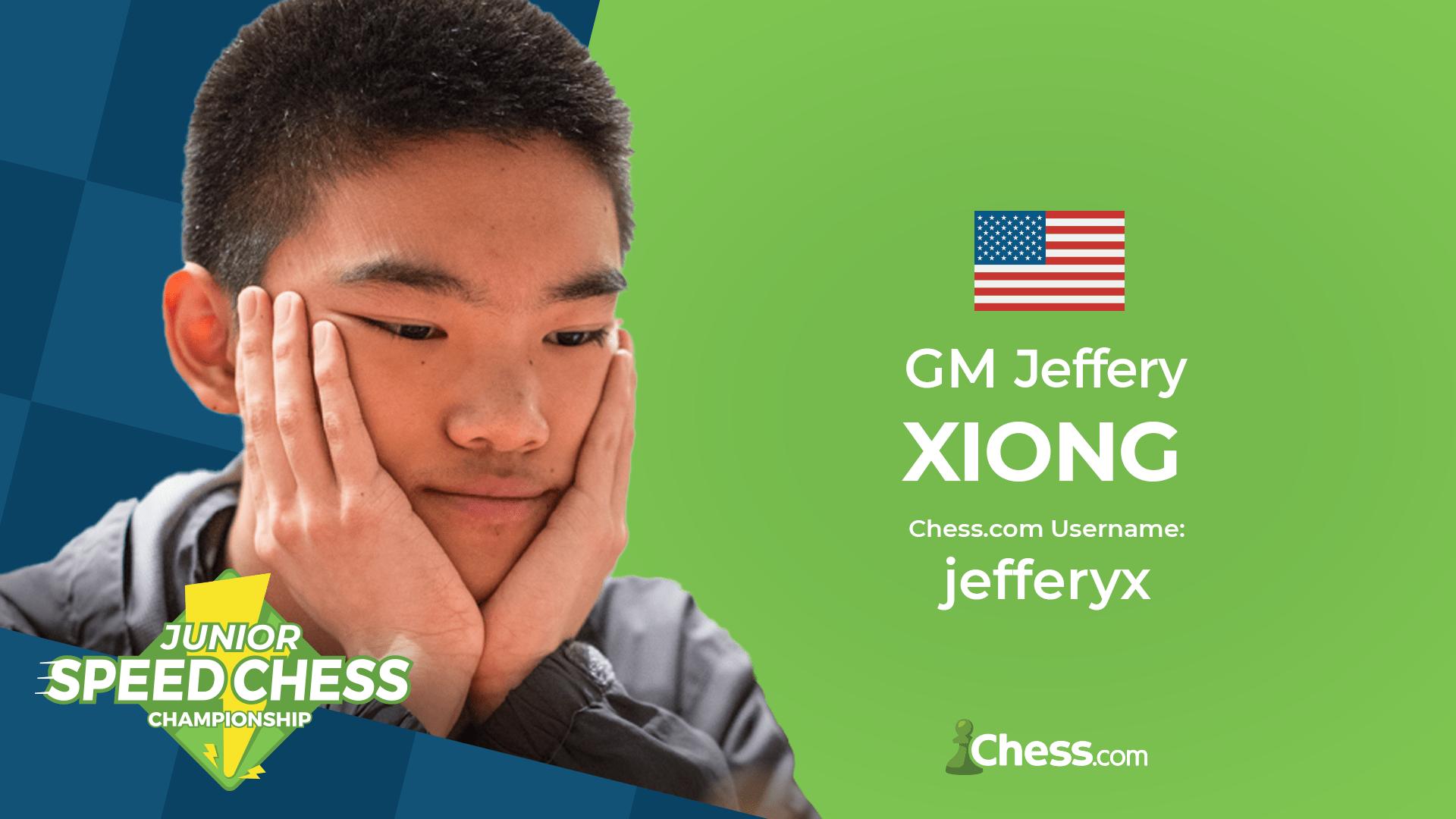 Jeffery Xiong