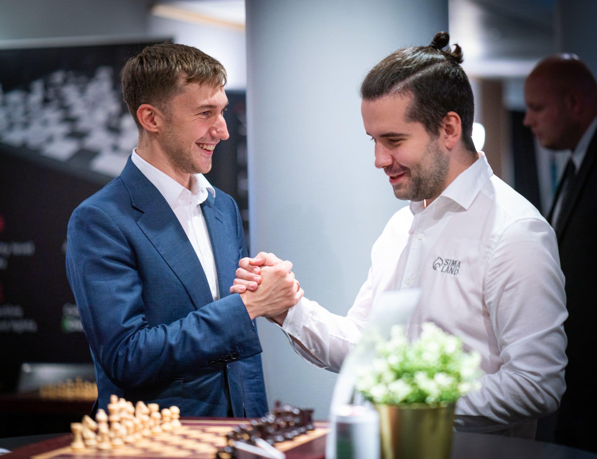 Karjakin Nepomniachtchi Noruega Xadrez 2021