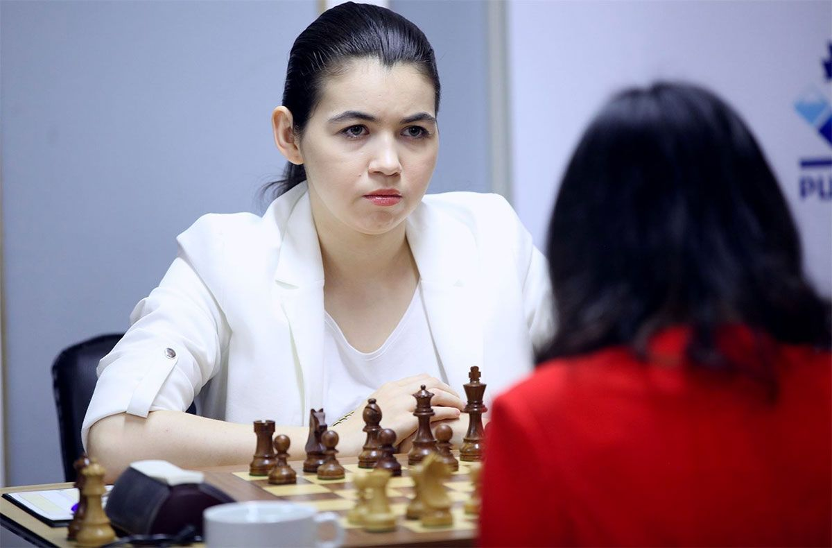 Goryachkina wins FIDE Women's Candidates 2019