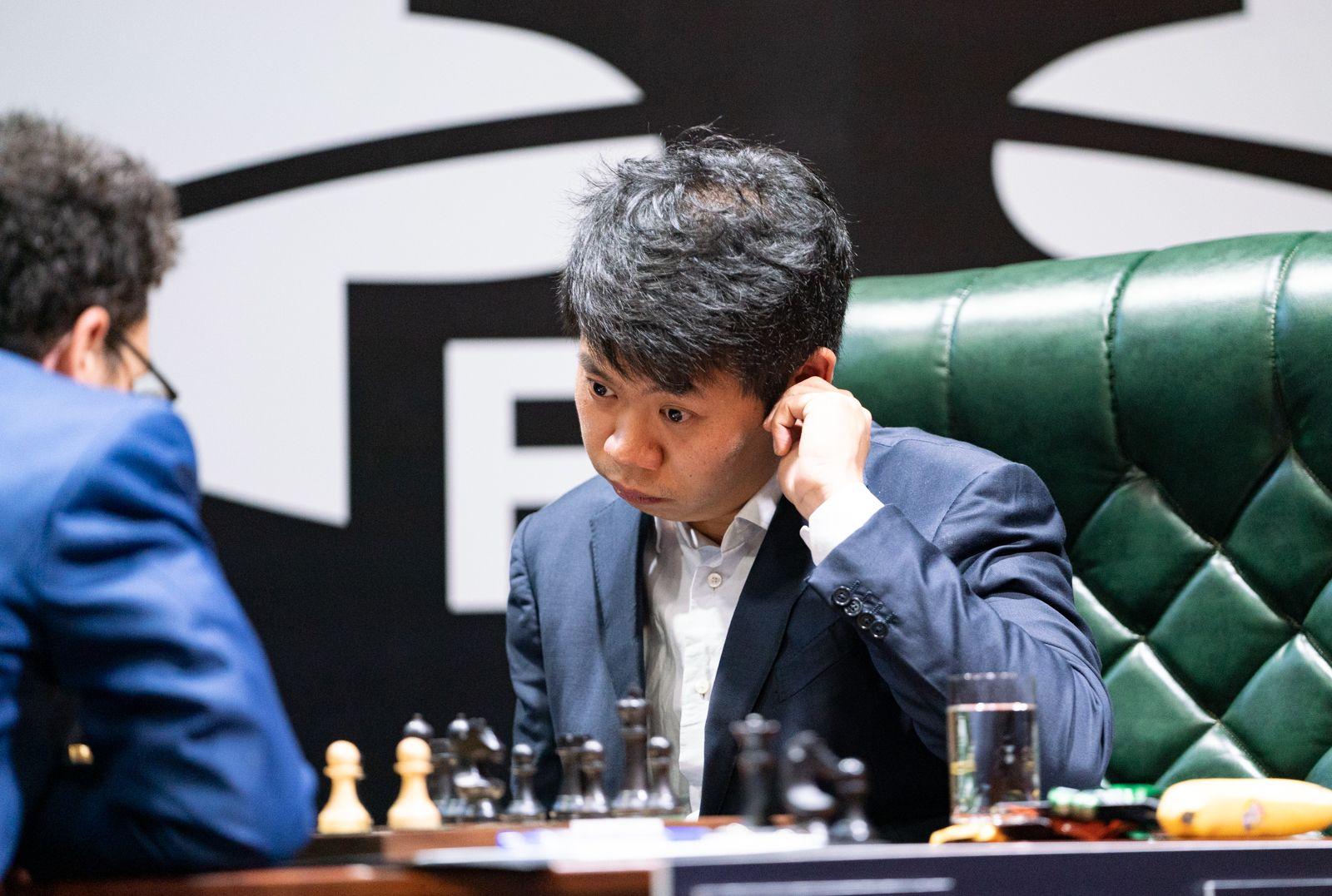 Wang Hao FIDE Candidates