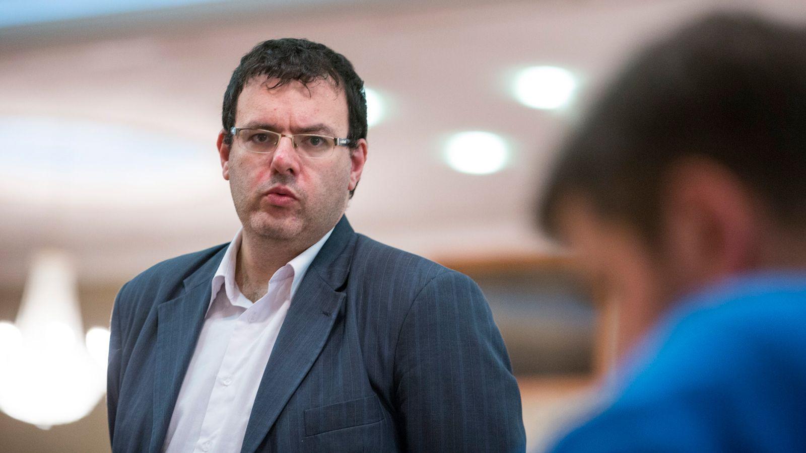 FIDE Director Emil Sutovsky