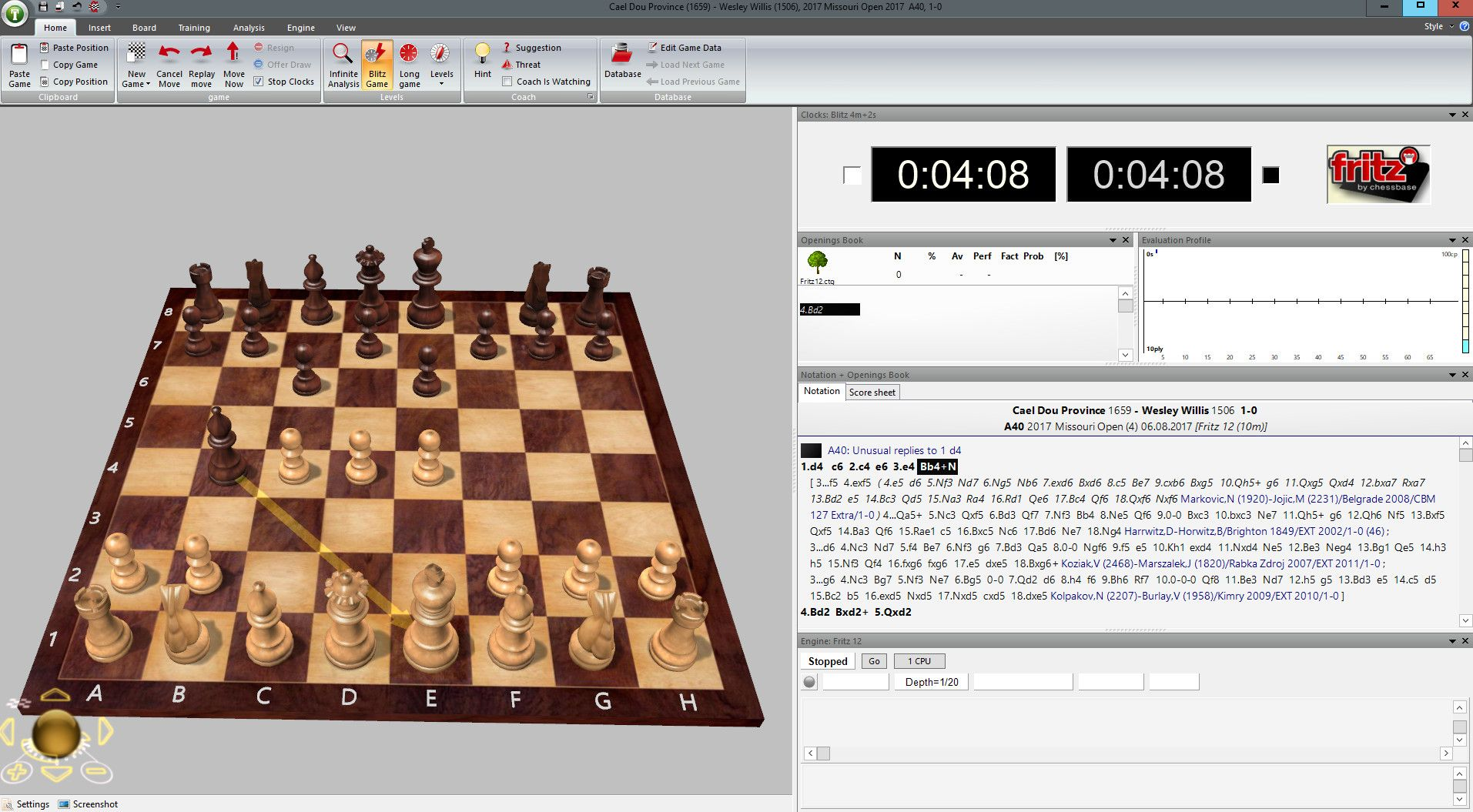 My Favorite Computer Analysis Software  What is yours? - Chess