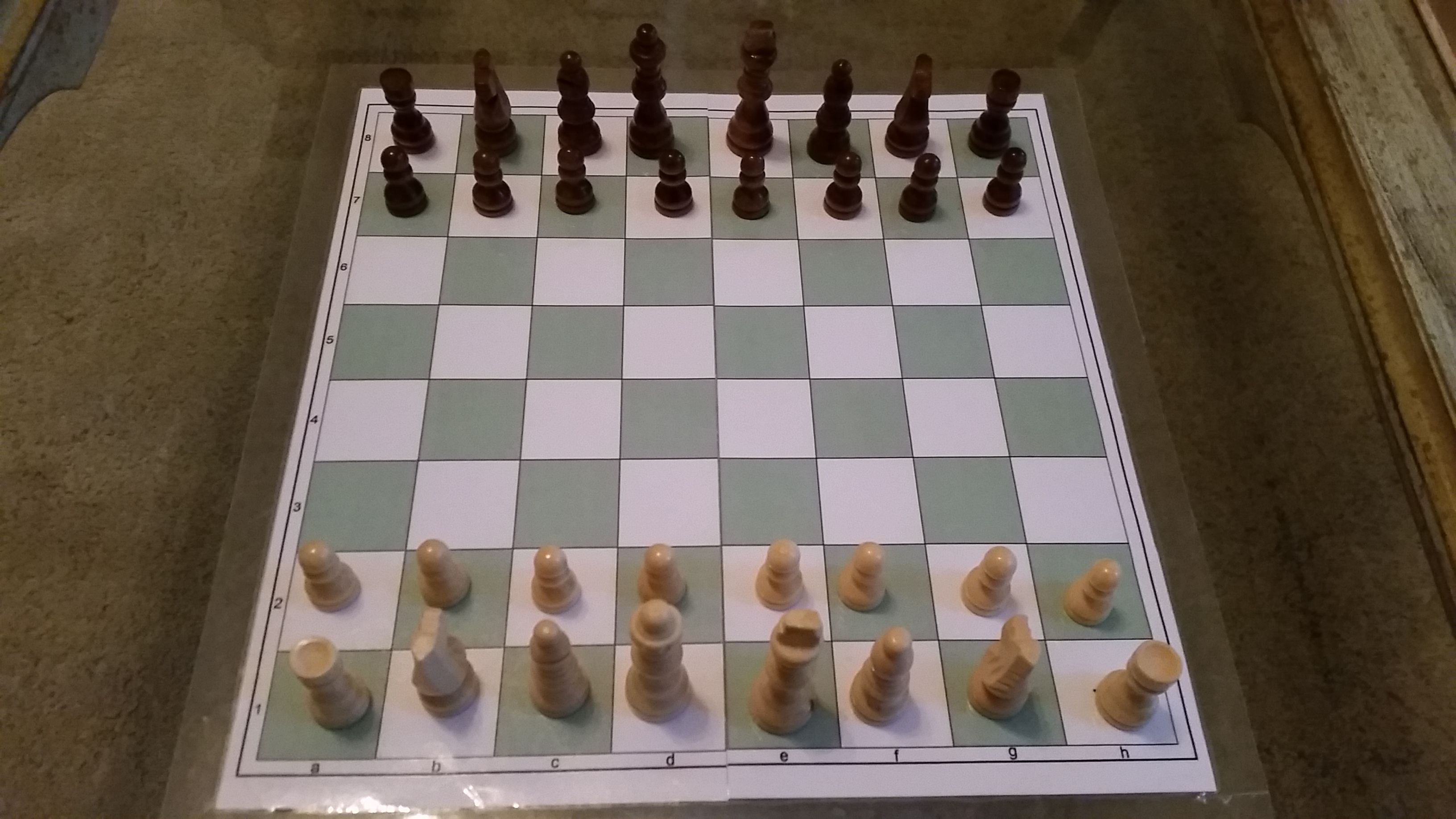 photo regarding Printable Chess Pieces named Absolutely free printable chessboards! - Chess Community forums -