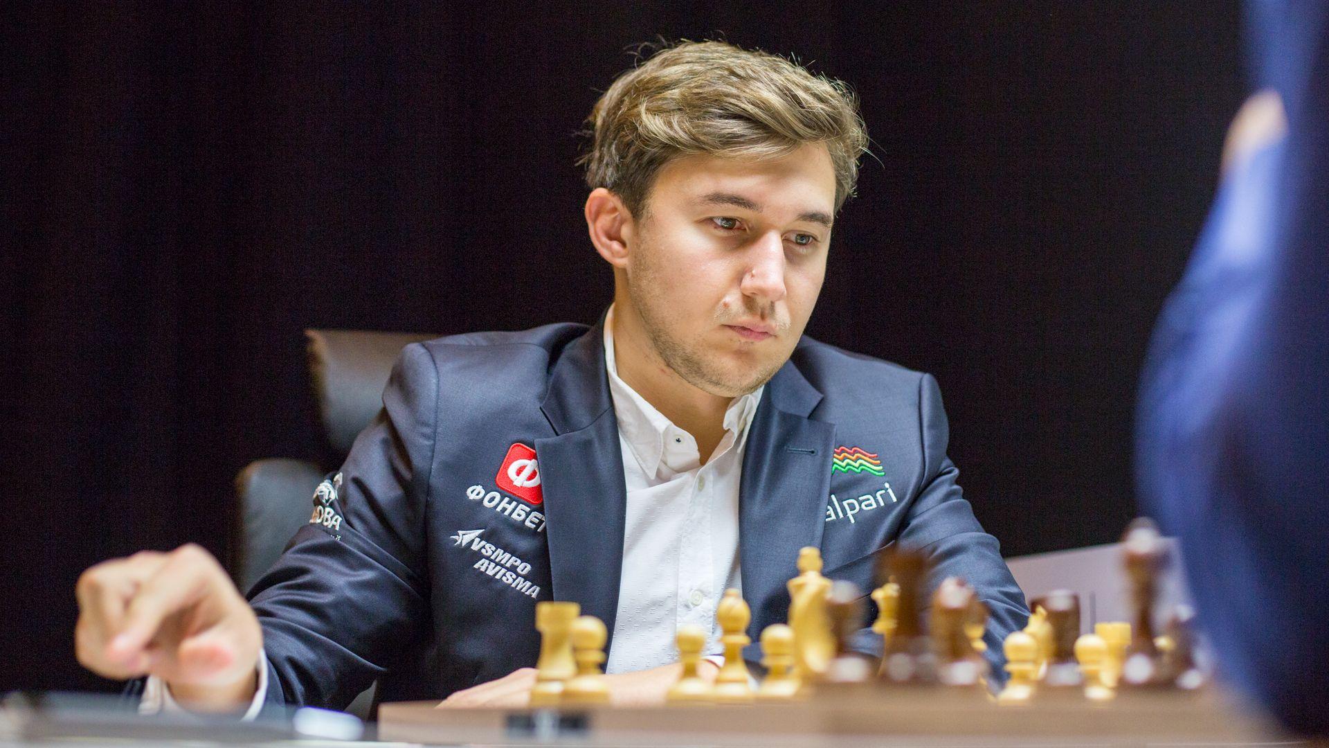 Sergey Karjakin, Chess Prodigy