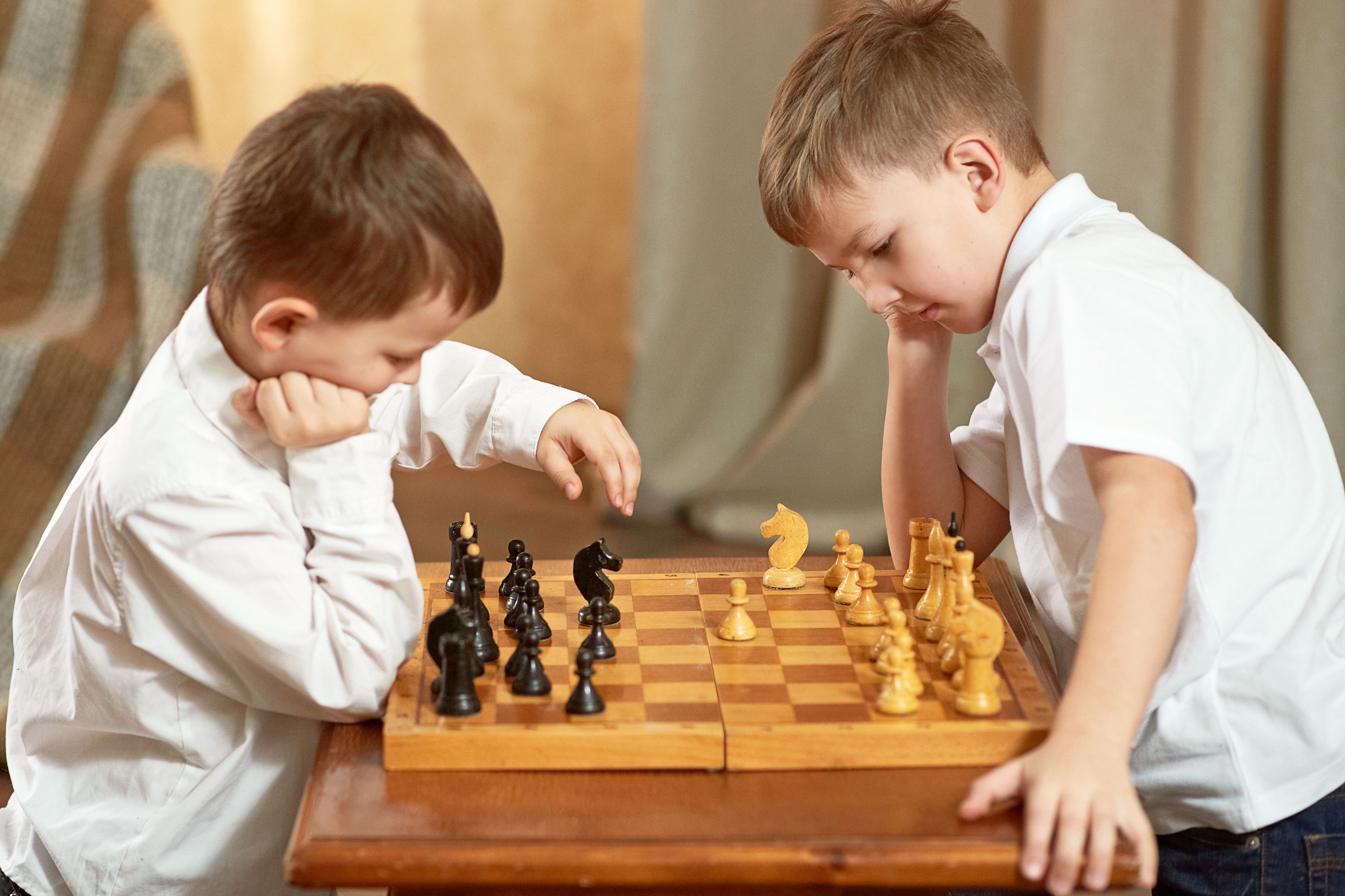 how to teach chess to a 6 year old