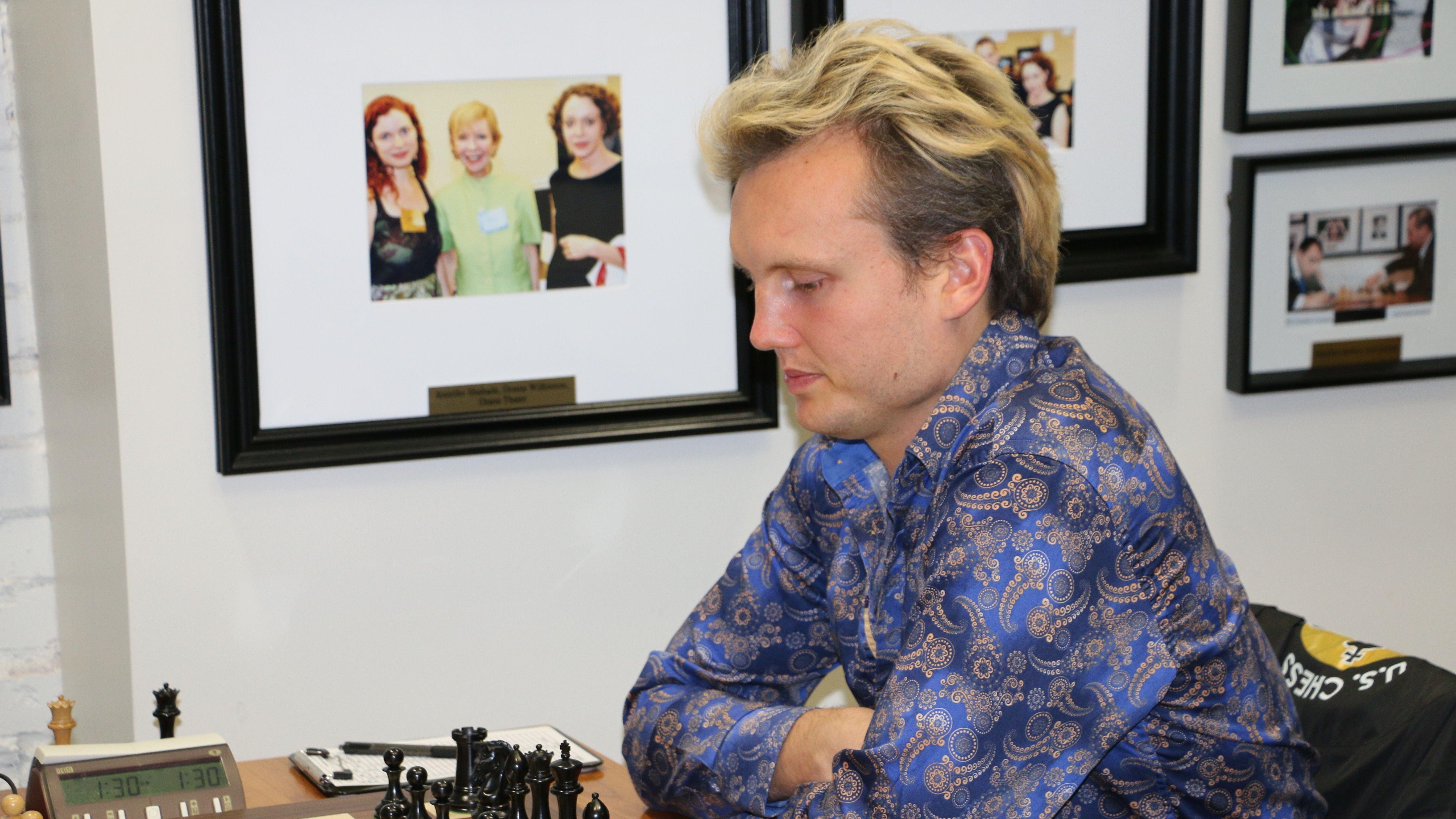 Timur Gareyev, Blindfold Chess