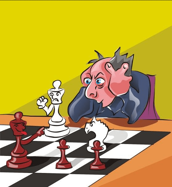 Шахматы в картинках приколы, рада нашей