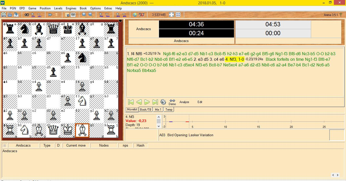trouble with Arena - Chess Forums - Chess com