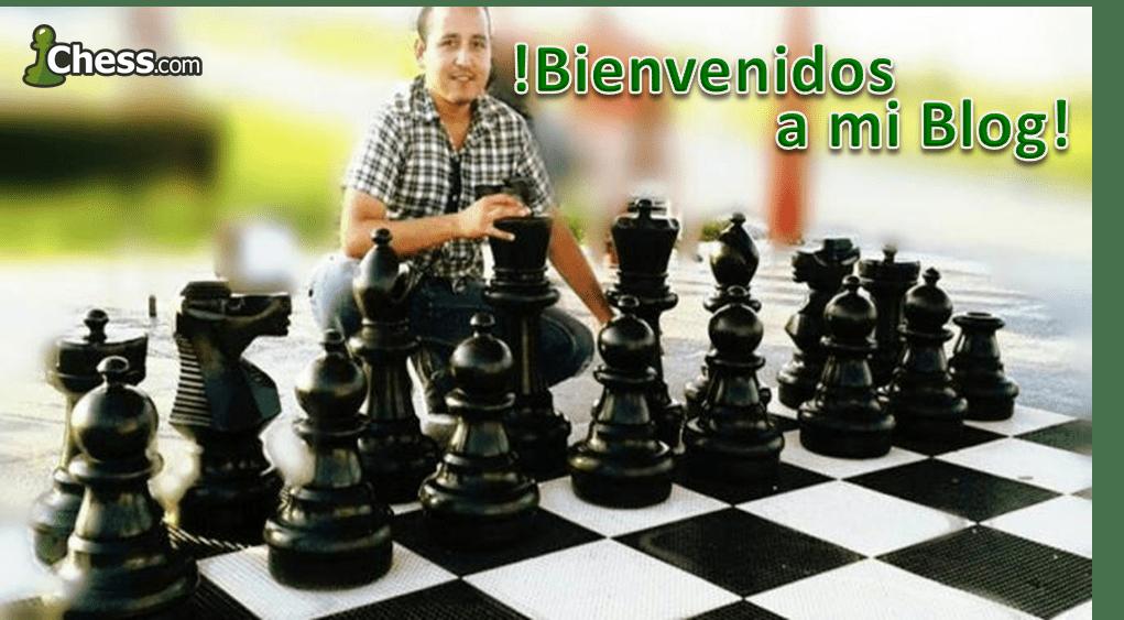 Blob de #Ajedrez en español ( Top Blogger Chess.com )