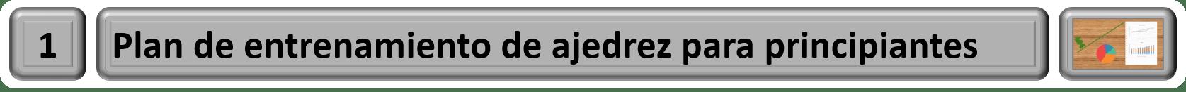 Entrenamiento #Ajedrez Principiantes - Iniciar en Ajedrez