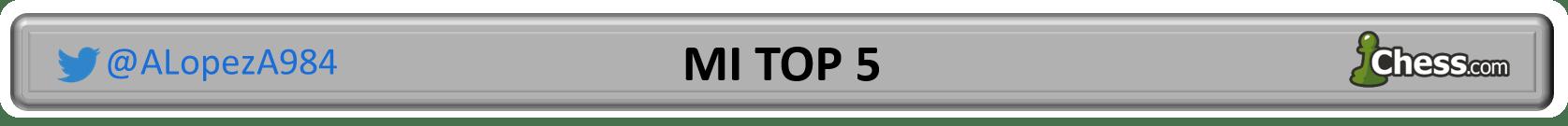 Top 5 Blogs Ajedrez Español