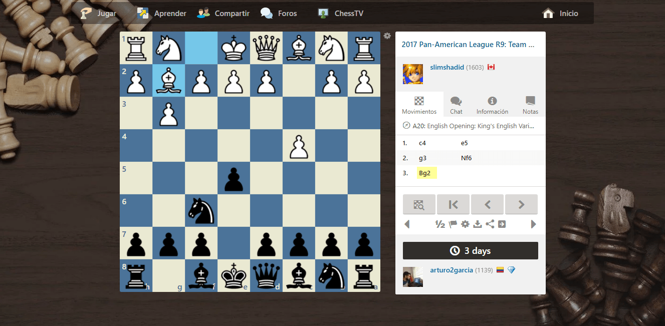 Can I change the highlight moves color scheme? - Chess Forums