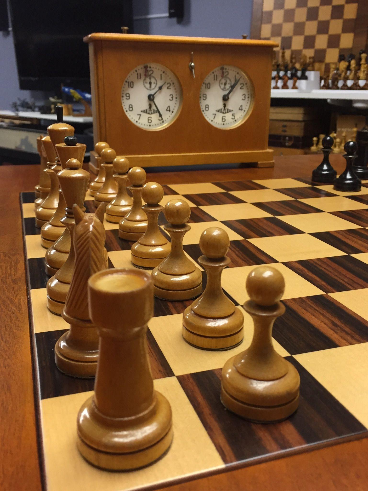 Chess set Chess soviet Chess USSR Chess Chess vintage