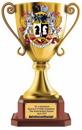 'It's a Knockout Trophy 2017 as a member of the Great British Empire Team