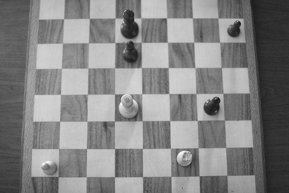 Jugada ajedrez