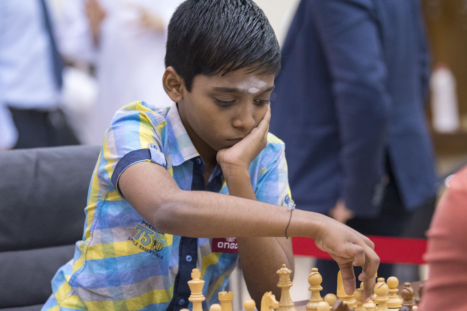 Praggnanandhaa Chess