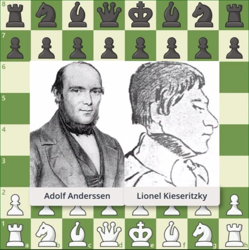 Immortal Chess Game