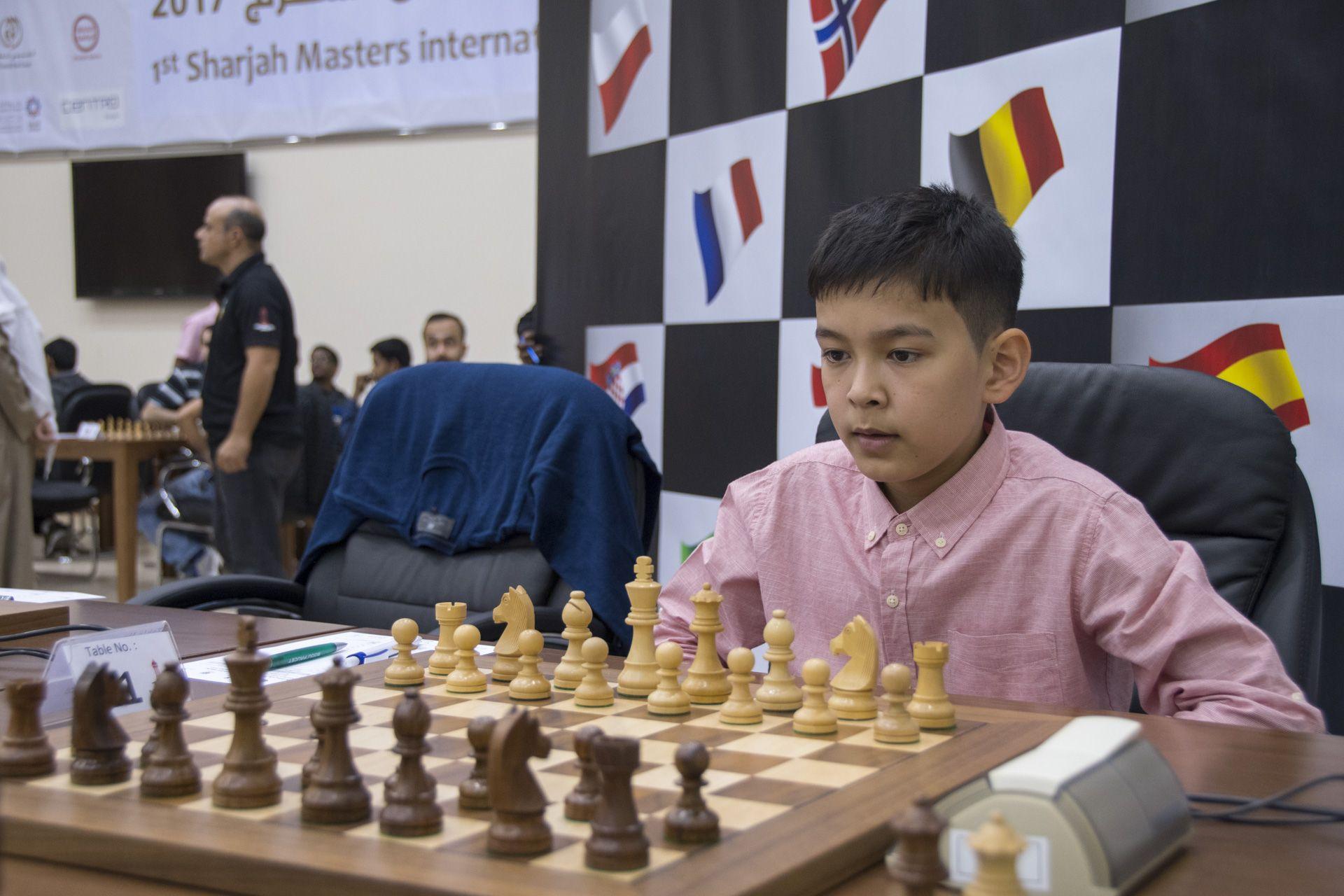 Abdusattorov Chess