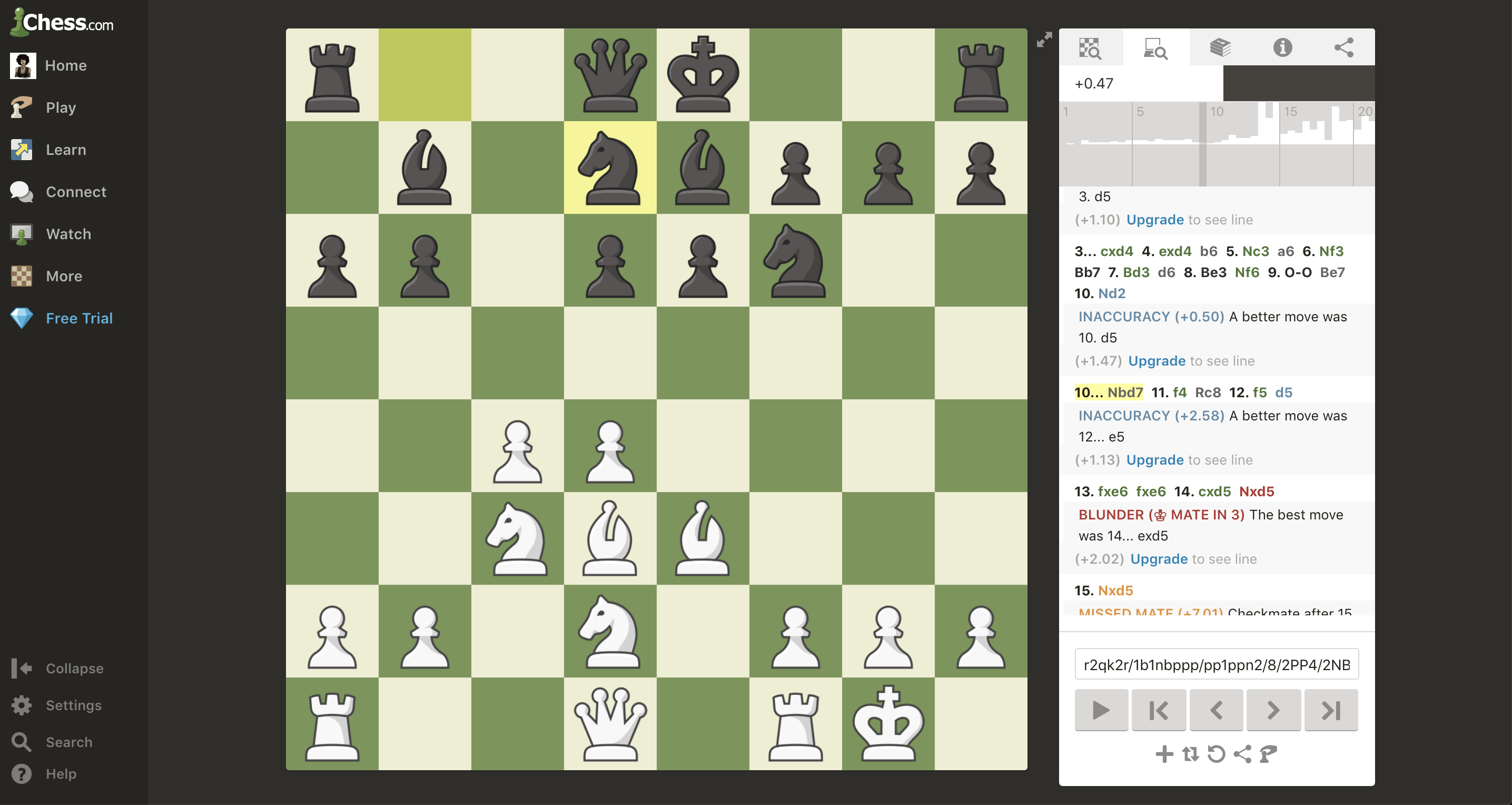 How can I check mate with only 3 moves in this position