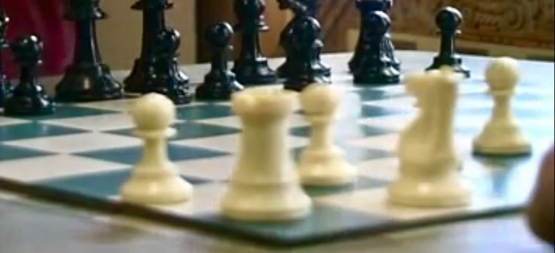 ceramic tile boards from the village chess shop in nyc - Chess ...