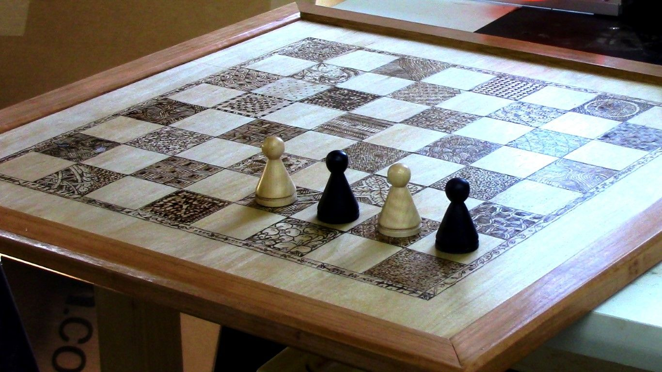Making Your Own Chess Set