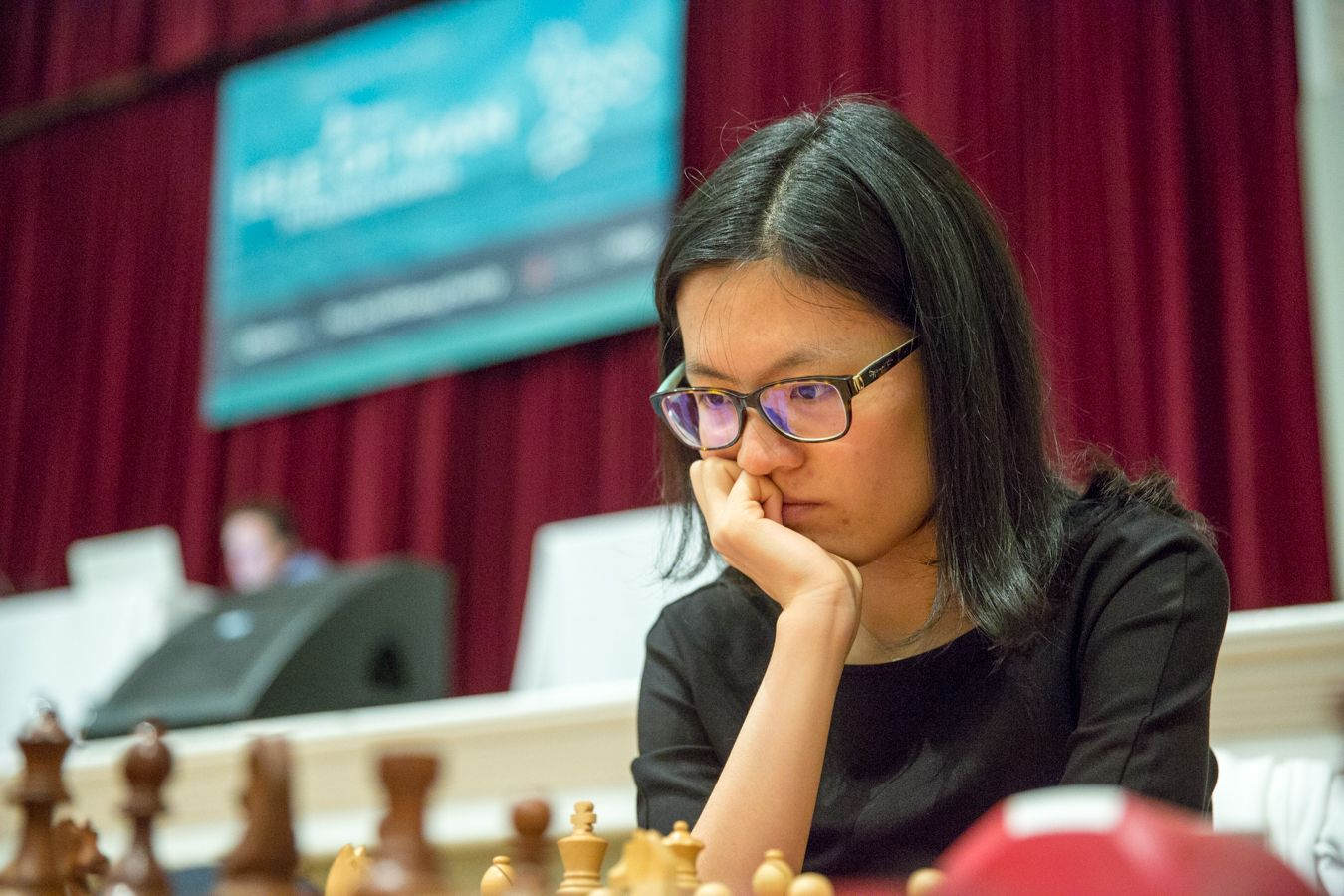 Hou Yifan. Photo: Maria Emelianova / Chess.com.