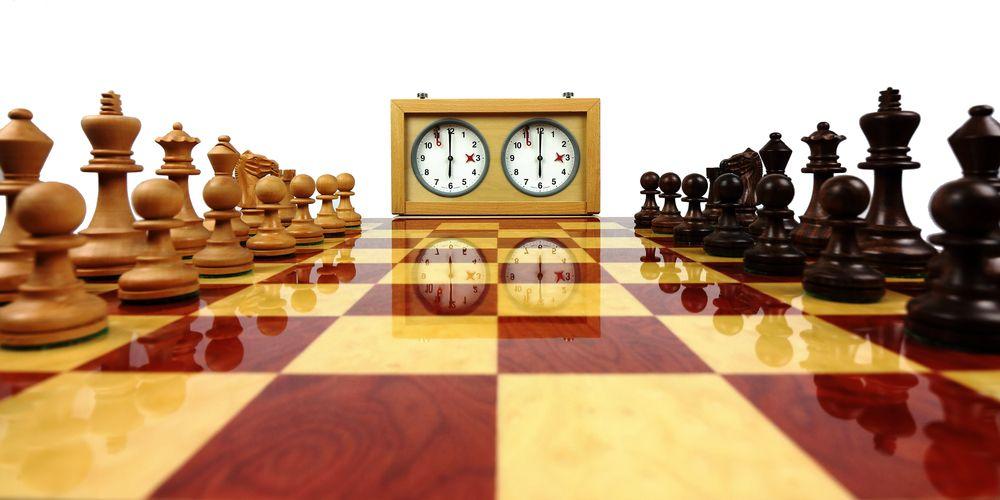 chess clock