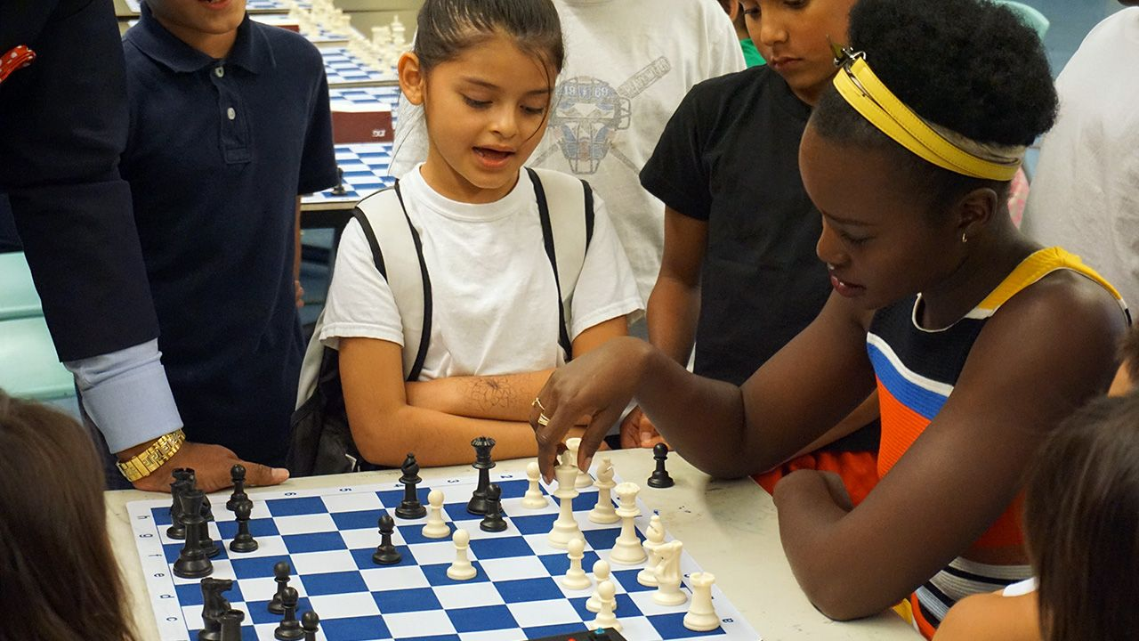 How Chess Helps At-Risk Kids