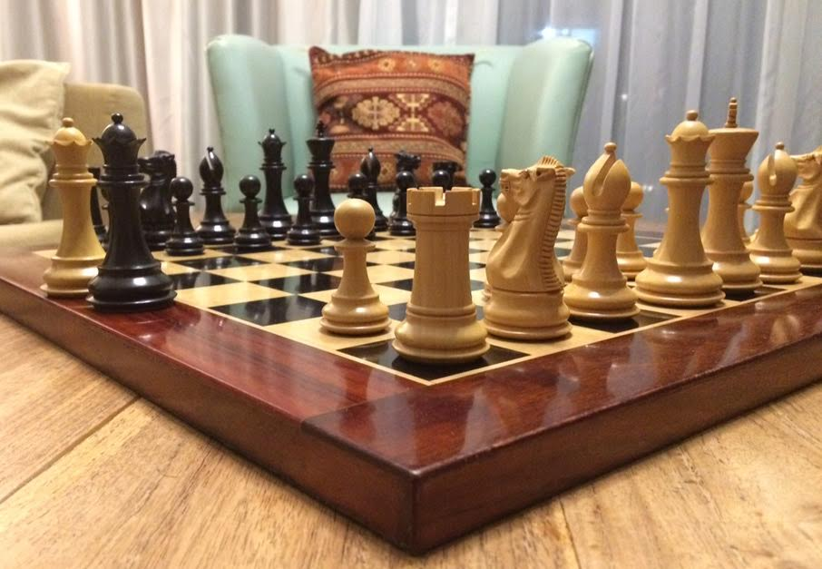 Where to buy a good set of chess in Singapore - Chess Forums