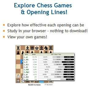 Chess Openings Database - Chess com