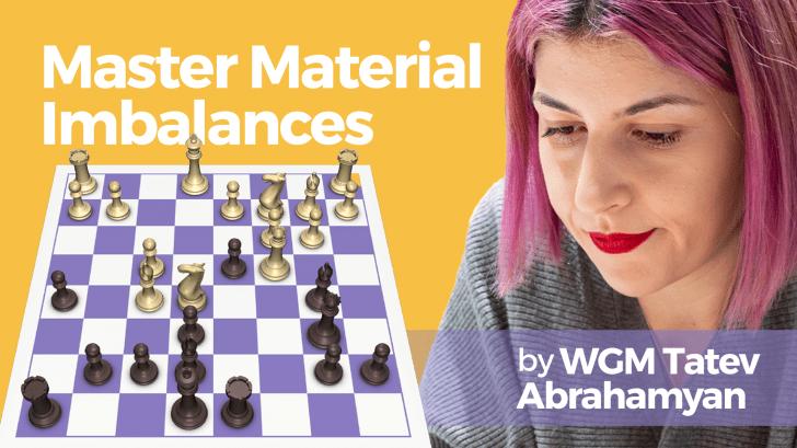 Master Material Imbalances