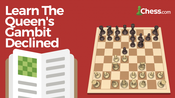Learn the Queen's Gambit Declined