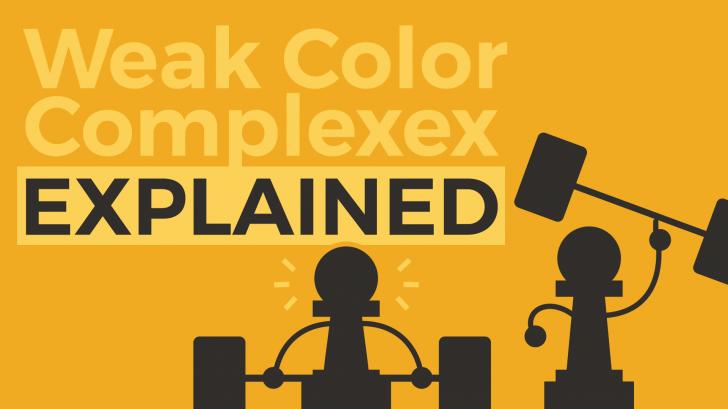 Weak Color Complexes Explained