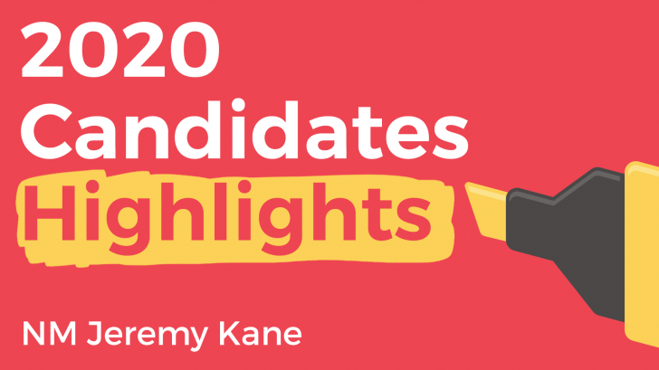 2020 Candidates Highlights