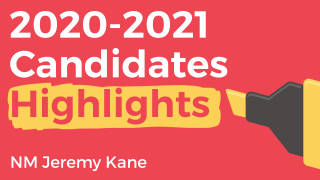 2020 - 2021 Candidates Highlights