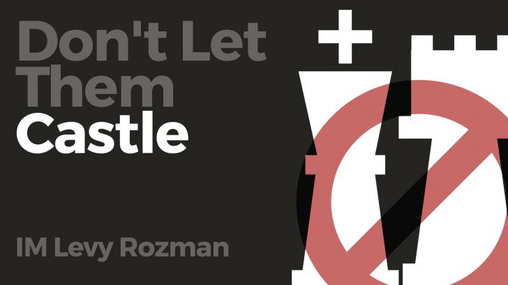 Don't Let Them Castle