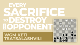 Every Sacrifice To Destroy Your Opponent: Attacking The Castled King