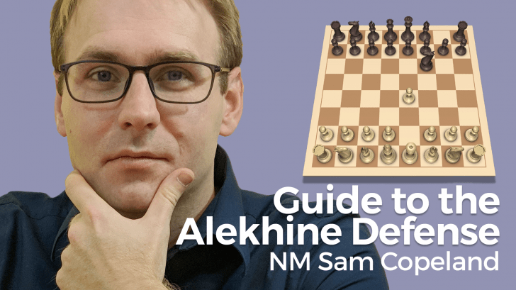 Guide to the Alekhine's Defense