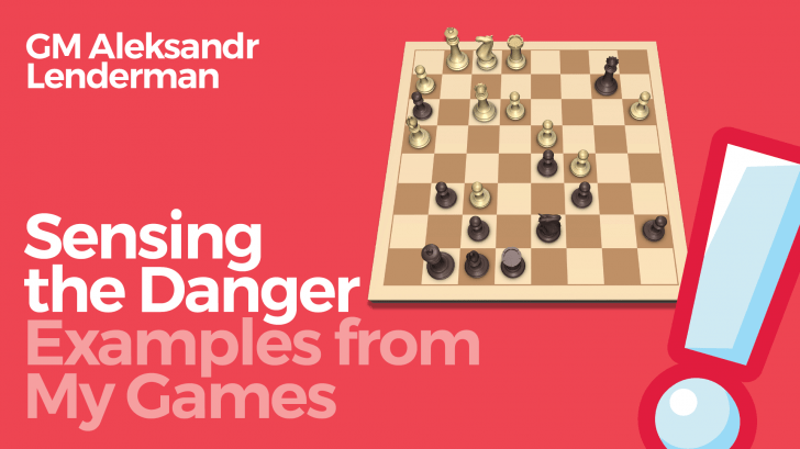 Sensing the Danger - Examples from My Games