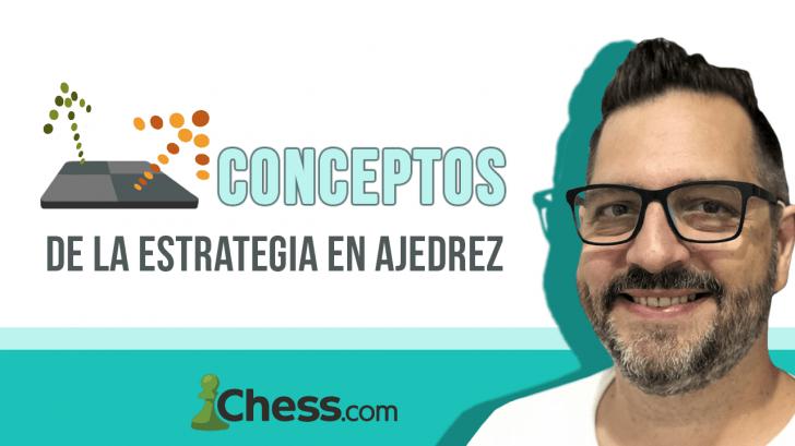 Conceptos de la Estrategia en ajedrez