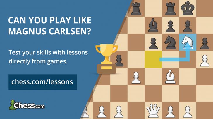 Play Like Magnus Carlsen