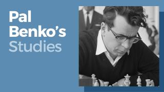 Pal Benko's Studies