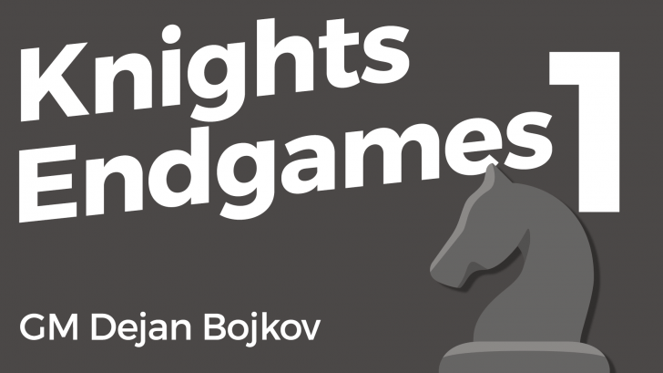Knight Endgames (Part 1)